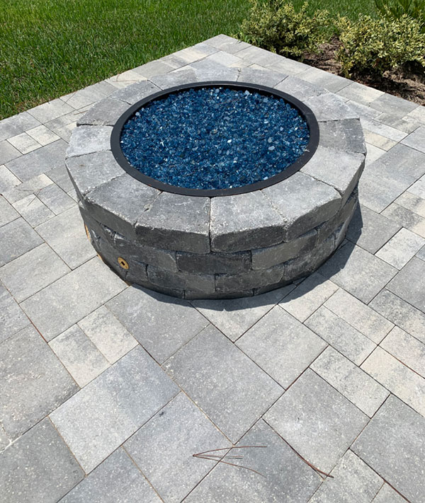 Fire Pit Brick Beauty Shot